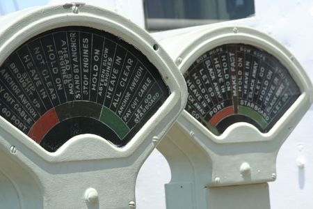 Ship Gauges on Queen Mary
