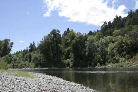 狂暴な川 写真素材 - 2661155