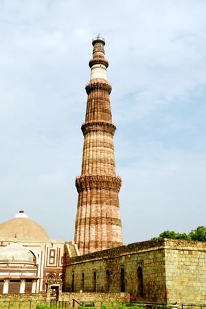 minar: Qutub Minar, New Delhi