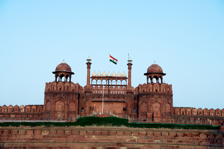 Lal Qila (Red Fort) in Delhi