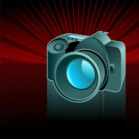camera Stock Vector - 4453878