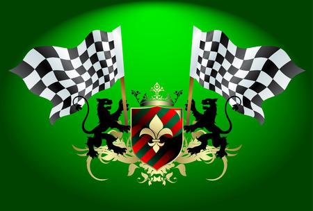 rallying: flag formula