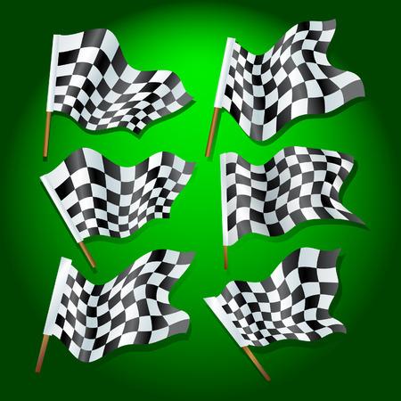rallying: flags formula