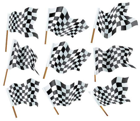 formula one racing: flags formula