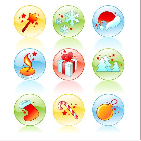 toolbar: set shristmas