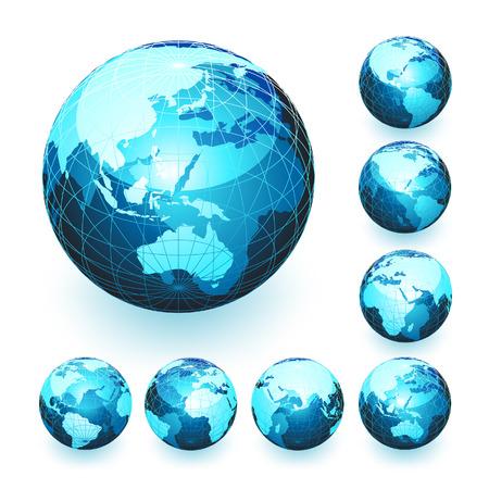 Welt Globen