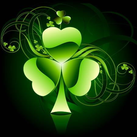 St.Patricks day Illustration