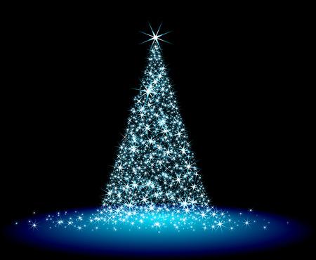 christmas fir Stock Vector - 5642566