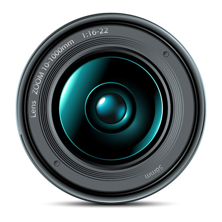 lens Stock Vector - 5642564