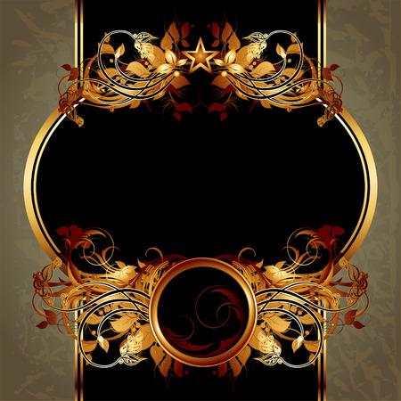 shielding: ornate frame