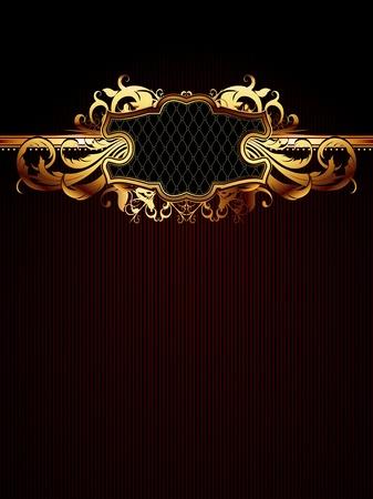 ornate frame Stock Vector - 9150540