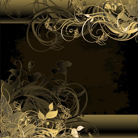 floral frame Stock Vector - 9851723