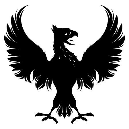 heraldic eagle Stock Vector - 9851711