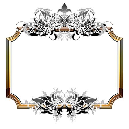 verzieren frame