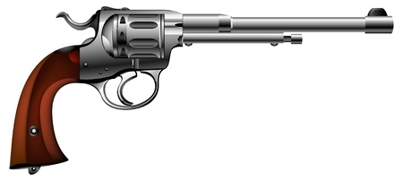 antic: ancient gun
