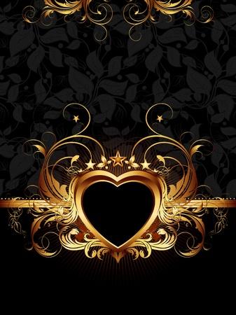 heart  love: heart frame