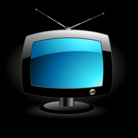 TV icon Stock Vector - 15800992