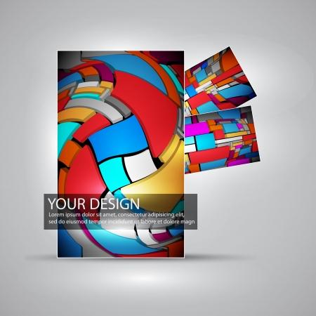 shreds: banner design
