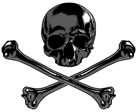 the pennant: Jolly Roger