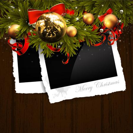 felicitation: christmas design