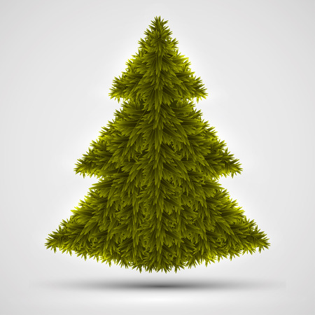 felicitation: Christmas tree design