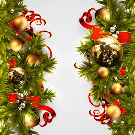 felicitation: Christmas design Illustration