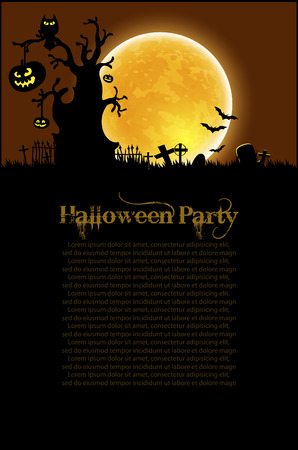halloween symbol: halloween background