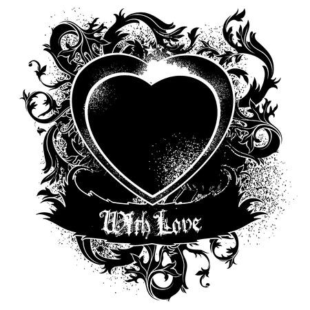 Herz Rahmen