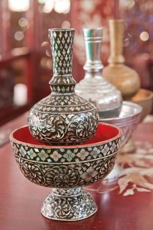 ceremonial: pottery pour ceremonial water