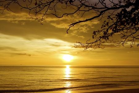 chang: Sunset at Koh Chang