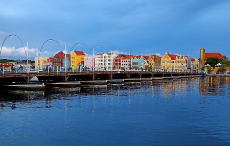 Willemstad Stock Photo