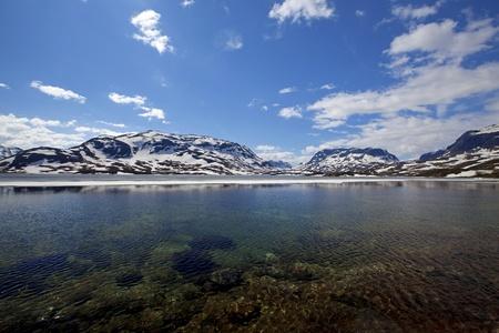 Haukeli in the summer photo