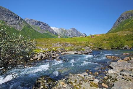 Stryn in Norway photo