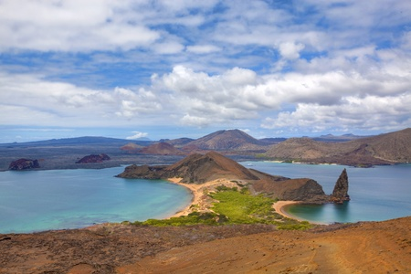 Bartolome Island Galapagos photo
