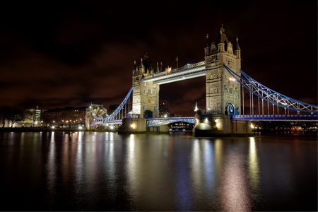 The Tower bridge Stock Photo - 11849846