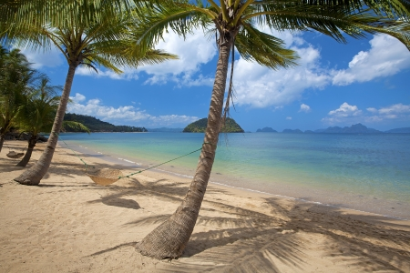 Untouched nature in El Nido, Palawan, Philippines Stock Photo - 19267074