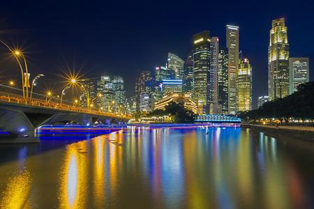 illuminated: Singapore illuminated