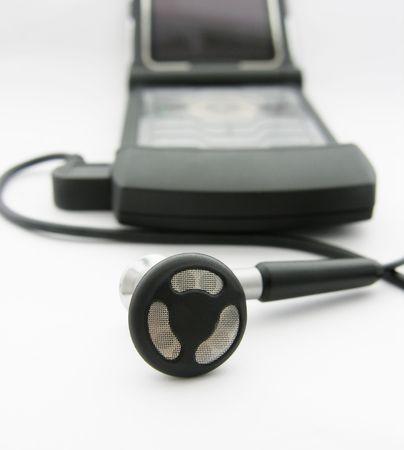 handsfree phones: Hands free earphone