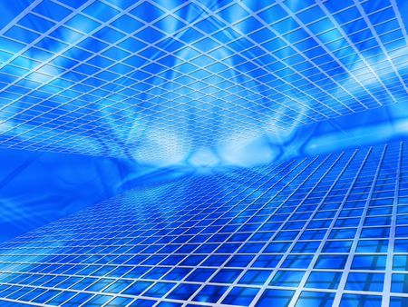 Abstract grid background photo