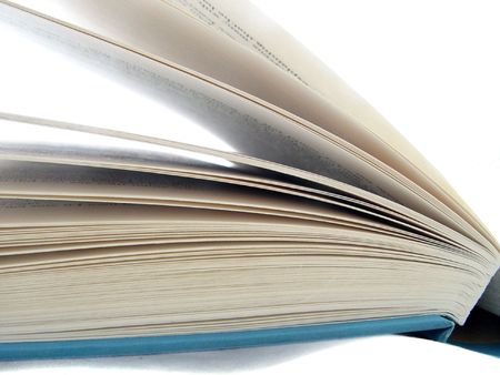 Pages of book opening Stock Photo - 237291