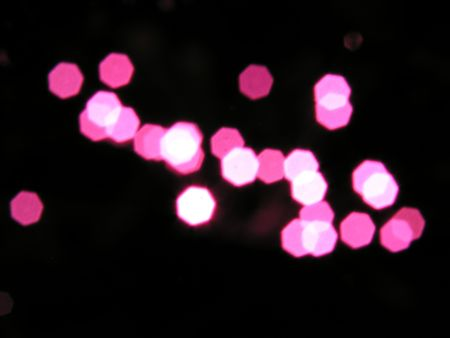 Abstract blur lights Stock Photo