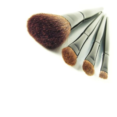 Cosmetic brushes Stock Photo - 317442