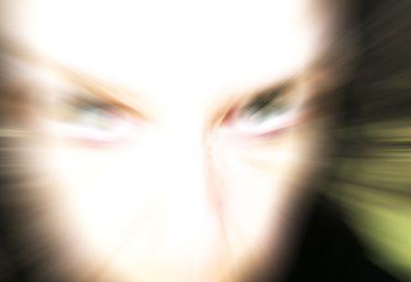 Female face blur Stock Photo - 371577