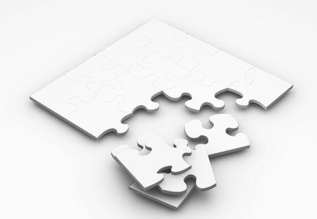 befejezetlen: Unfinished puzzle