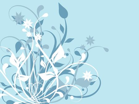 Floral design photo