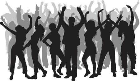 Party time - vector Stock Vector - 415112
