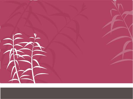Oriental background - vector Stock Vector - 417179