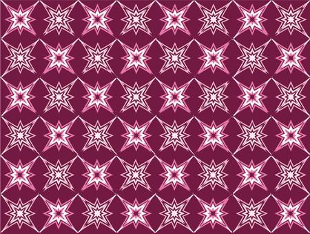 Starry background - vector Vector