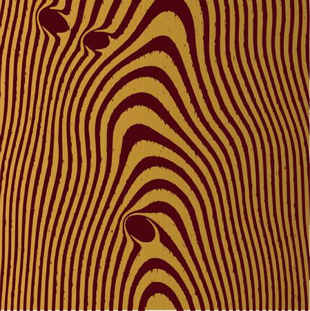 Wood background - vector Vector