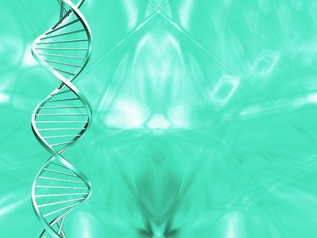 DNA strands Stock Photo - 466627